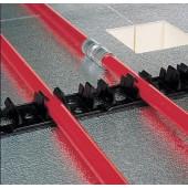 Шина фиксирующая,д/монтажа труб теплого пола (для 16 и 20 мм) SHM 1620