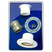 BCSA0493 Комплект дымоходов раздельный Ф80 White (белый) Navien Coaxial