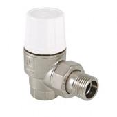 Клапан термостатический VALTEC,для радиатора повышенной пропускаемости,угловой 3/4 VT.033.N.05