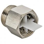 Клапан отсекающий 1/2 (для монтажа воздухоотводчика) VT.539.N.04