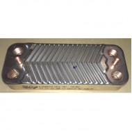 GAZECO Теплообменник вторичный 18Т2 02-4015