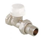 Клапан термостатический VALTEC,для радиатора,прямой 1/2 VT.032.N.04