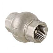 """Обратный клапан VALTEC 1/2"""" (латунный золотник) VT.151.N.04"""