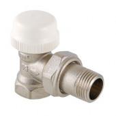Клапан термостатический VALTEC,для радиатора,угловой 1/2 VT.031.N.04