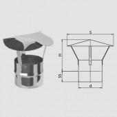 Зонт-Д Ф120 (430/05 мм)