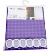 8751 F 3D 180*200 фиолетовый