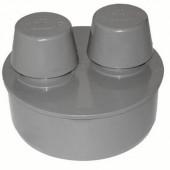 Вакуумный клапан 110 (РостурПласт) 00060145