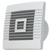 Вентилятор pRestige Ф100 ZG TS с жалюзи и таймером 160*160