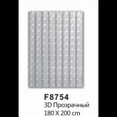 8754 F 3D 180*180* прозрачная