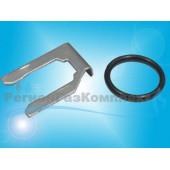 GAZECO Комплект клипс и прокладок теплообменника 09-2001